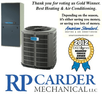 RP Carder Mechanical Winner Best of Midland