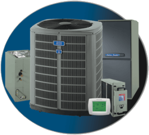 American Standard heating & cooling systems
