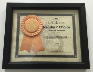 Reader's Choice Award 2013